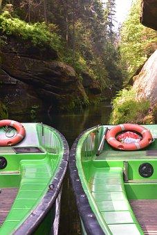 Nature, Water, Ship, Boat, Summer, Holiday, Travel