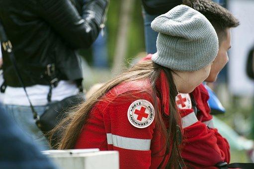Nurse, Physician, Health, Red Cross, Sister, Male Nurse