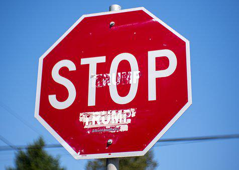 Stop Sign, Street Sign, Traffic, Warning, Caution, Stop