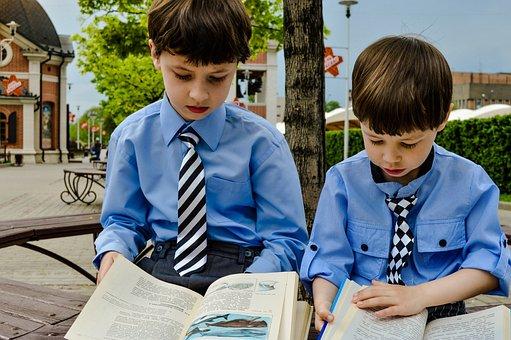 Read, Learn, Kids, Study, Occupation, School, Alphabet