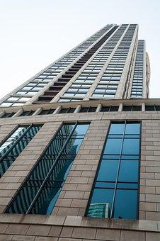 Building, Window, Business, Skyscraper, Glass, City