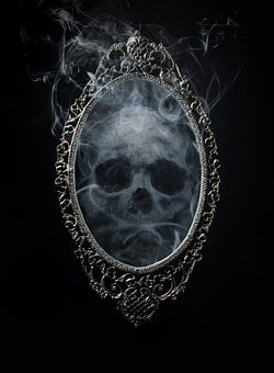 Smoke And Mirrors, Magic, Mirror, Black Mirror, Occult