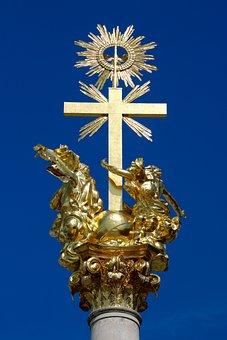 Straubing, Bavaria, Landmark, Christian