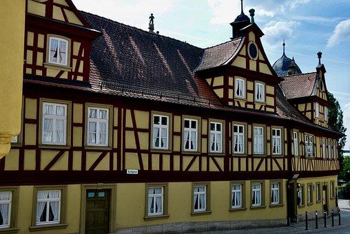 Fachwerkhaus, Historically, Truss, Architecture