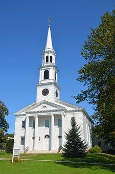 First Congregation Church, Williamstown, Massachusetts