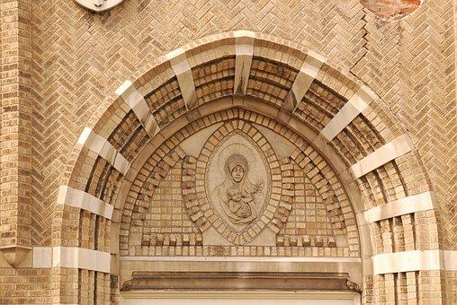 Our Lady Of Peace, Church, Catholic, Religion