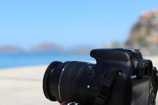 Camara, Canon, Camera, Reflex, Photography, Shutter
