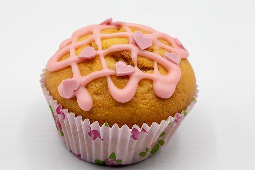 Muffin, Pastries, Dessert, Bake, Sweet, Tart