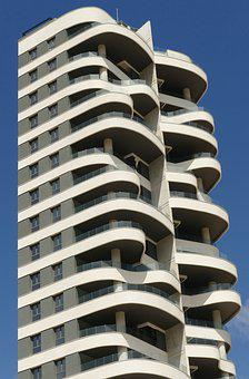 Building, Apartment Block, Apartment, Apartment Complex