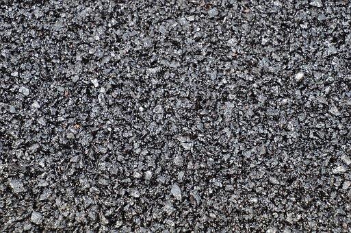 Asphalt, Bitumen, Building Materials, Black, Road, Hot
