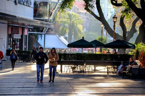 Argentina, Buenos Aires, Park, City, Capital, Bar, Bars