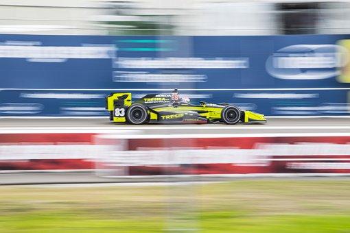 Indycar, Racing, Race, Car