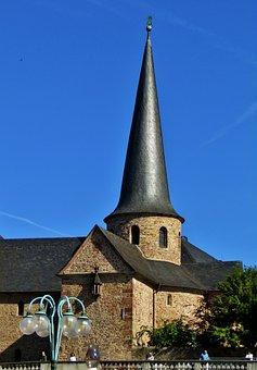 St Michael's Church, Tower, Fulda, Hesse, Church
