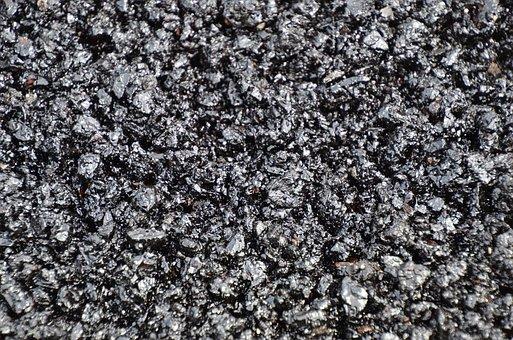 Asphalt, Bitumen, Black, Road, Hot, Structure, Dark