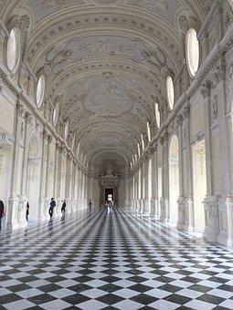 Venaria, Royal Palace, Torino, Architecture, Italy