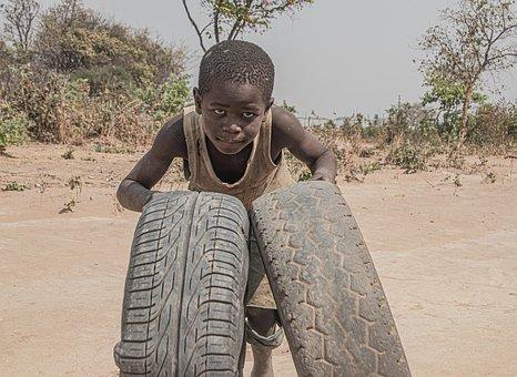 Fun, Kids Play, Villege, Zambia, Lusaka, Chisamba