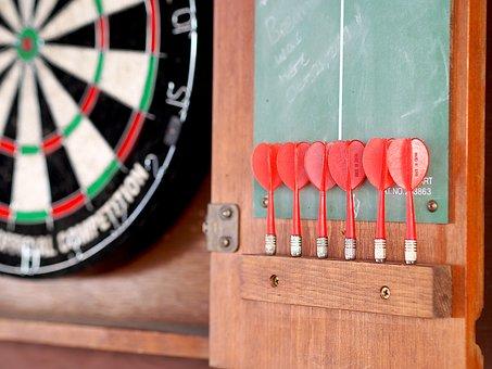 Dart, Darts, Target, Play, Arrow, Dart Board, Meeting