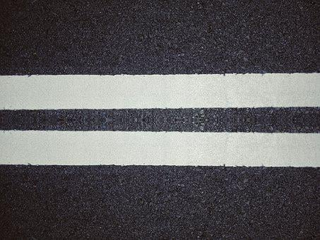 Traffic, Asphalt, Road, Paint, Line, Street, Sign