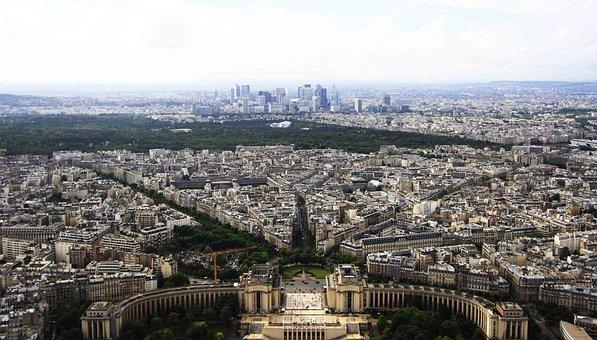 Eiffel Tower, Paris, Tourism, Architecture, Landmark