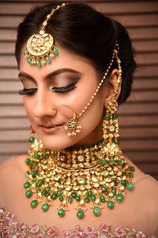 Model, Makeup, Fashion, Diamond, Eyelashes, Hair