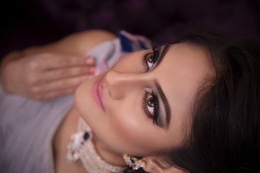 Model, Makeup, Fashion, Woman, Girl, Hair, Portrait