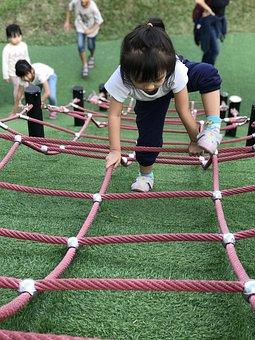 Children, Naive, Park, Chandler Motion, Climbing, Climb