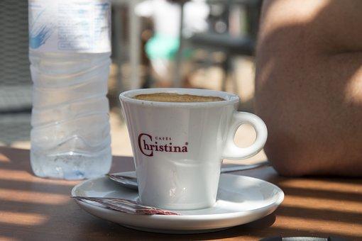 Coffee, Portugal, Bottle, Photography, Photo, Cascais