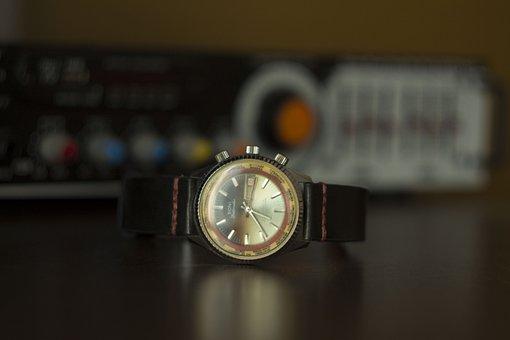 Watch, Wristwatch, Vintage Watch, Time, Fashion