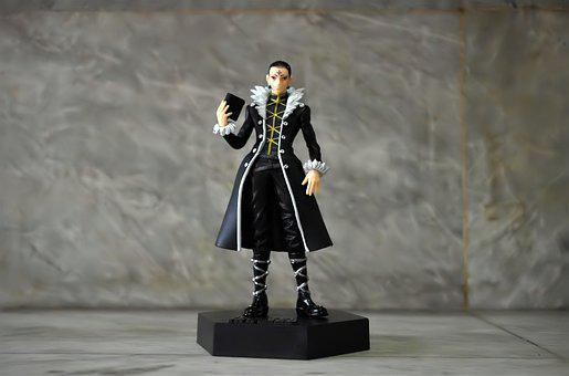 Chollo Hunter X, Hunter, Chollo, Toy, Figurine, Bootleg