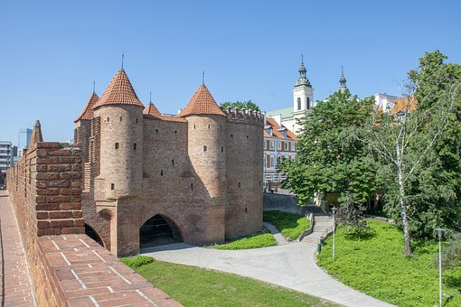 Warsaw, Architecture, Building, Travel, History, Urban