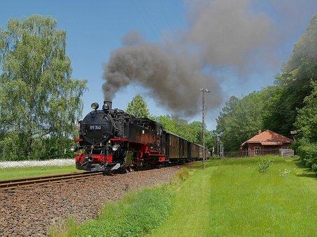 Narrow Gauge Railway, Zittau, Bertsdorf, Jonsdorf