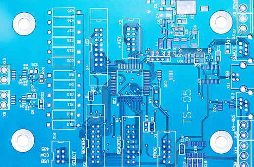 Chip, Of Technology, Computer, Electronics, Board