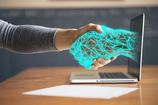 Technology, Hands, Agreement, Ok, Screen, Computer