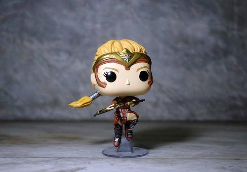Antiope Wonder Woman, Female, Hero, Action, Dc, Comic