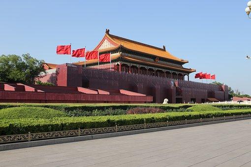 China, Beijing, Forbidden Garden, Palace, Tickets