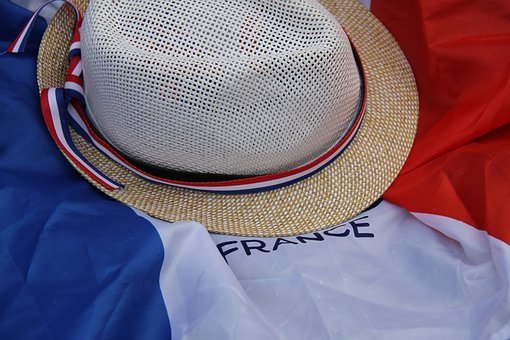 Flag, France, Women's World Cup, Football, Support