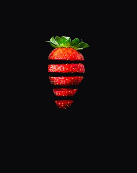 Food, Fruit, Delicious, Strawberry, Berries, Tasty
