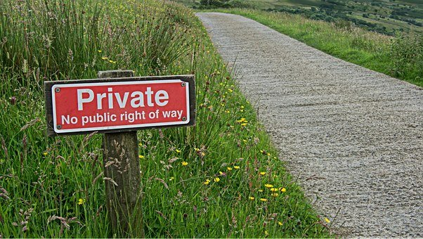 Private, Sign, Warning, Privacy, Access, Restricted