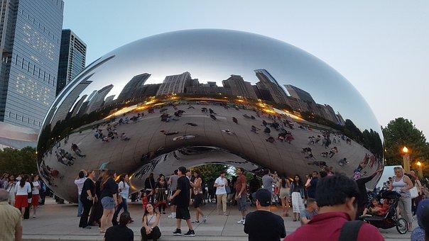 Chicago, Bean, Beans, Chicago Bean, Chicago Beans
