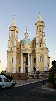Cathedral, São Sebastião, Islets, Bahia, Brazil