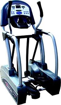 Elliptical Stride Multi Powered, Cardio Training