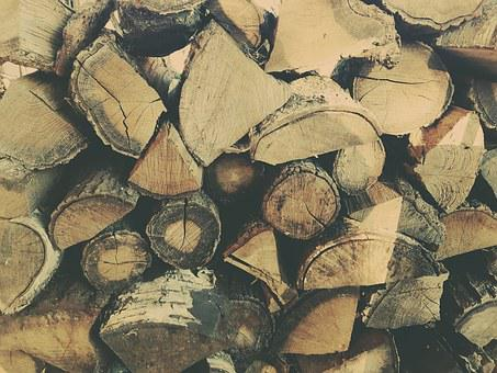 Wood, Fuel, Forest, Firewood, Nature, Tree