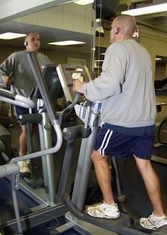 Gym Room, Fitness, Cardiovascular Exercise