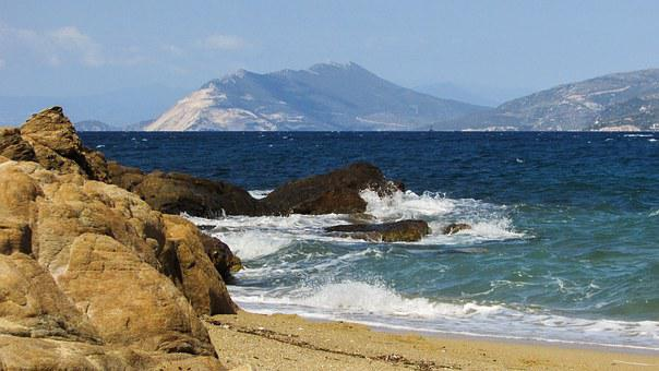 Greece, Skiathos, Spartacus, Beach, Island, Sporades