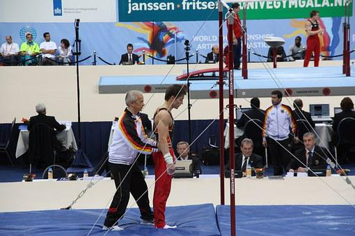 Philipp Boy, Horizontal Bar, Gymnastics, Coach