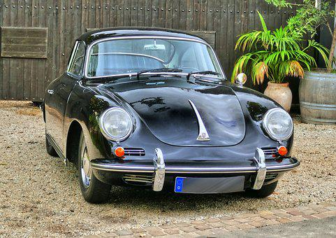 Oldtimer, Porsche, Sports Car, Collector's Item