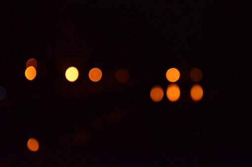 Lights, Out Of Focus, Background, Background Pattern
