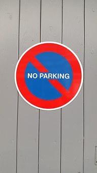Parking, Shield, Ban, Park, Road Sign, Traffic Sign