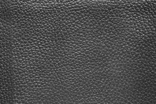 Leather, Black, Worn, Texture, Antique, Backgrounds