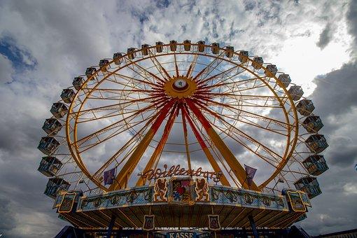 Folk Festival, Fair, Bavaria, Germany, Festival